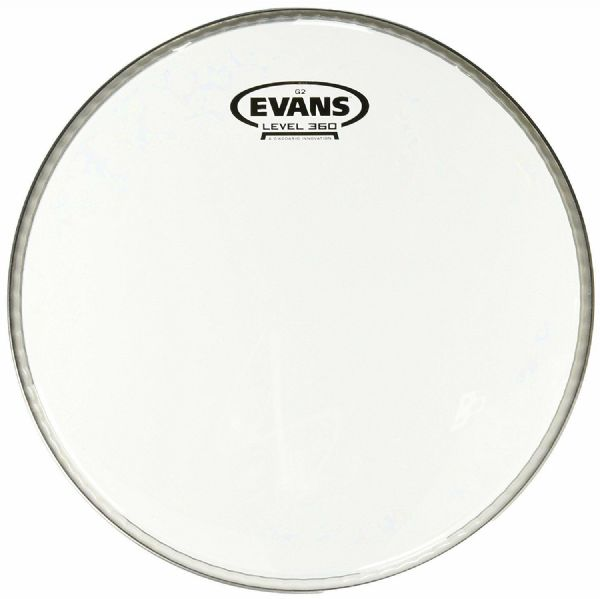 Evans Genera G2 10-inch Tom Drum Head - TT10G2